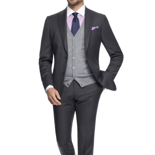 Anzug, dreiteilig